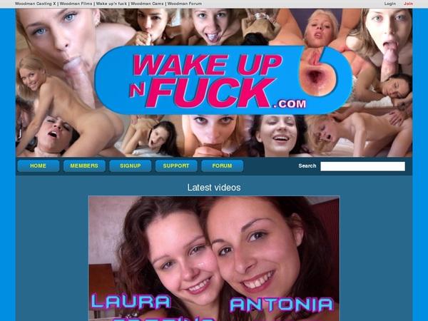 Discount Fuck N Wakeup
