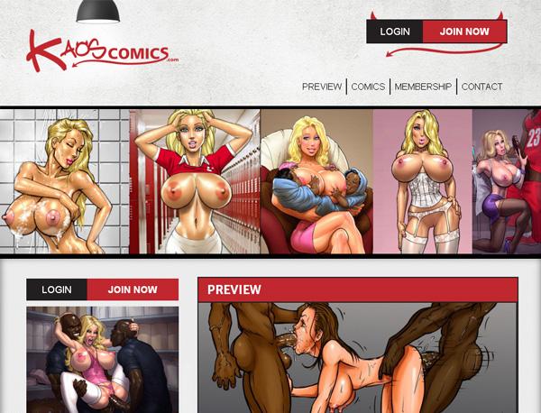 Kaos Comics Tokens