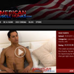 American Muscle Hunks With ECheck