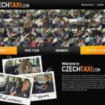Czech Taxi Iphone