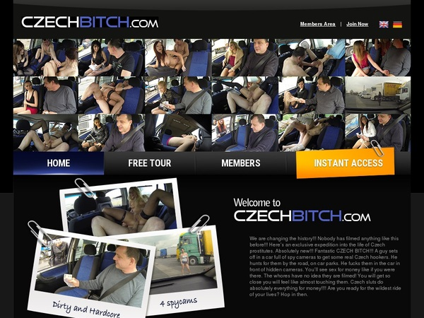 Czechbitch Porn Accounts