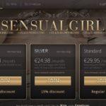 Sensual Girl Buy Tokens