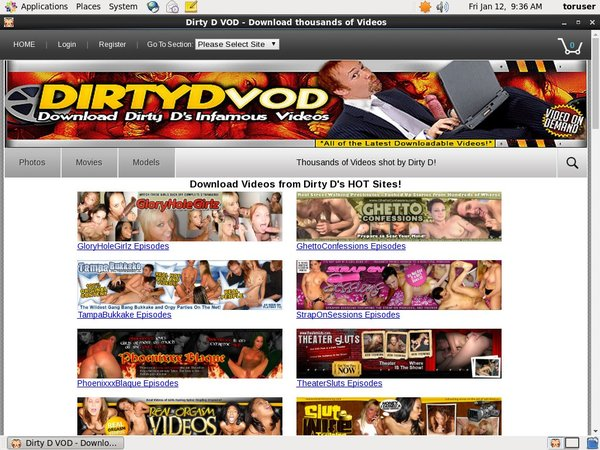 Free Premium Dirty D VOD