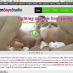 Teen Boys Studio Reduced Rate