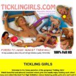 Freies Ticklin Girls