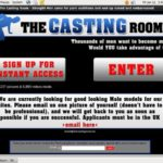 The Casting Room Discount Tour
