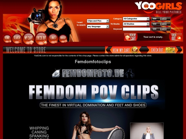Try Femdomfotoclips For Free