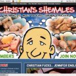 Christian's Shemales Free Premium Account