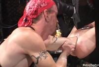HDK RAW nasty gay sex