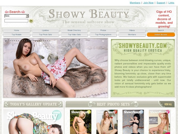 Showy Beauty Full Episodes
