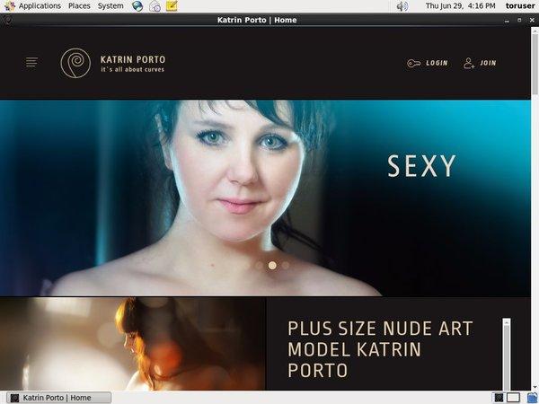 Free Pass Katrin Porto