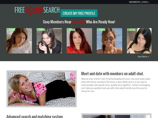 Freehookupsearch Pro Biller Page