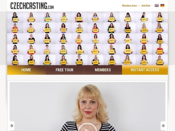 Join Czech Casting