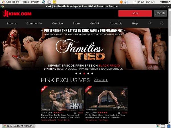 Kink.com Trial Pass