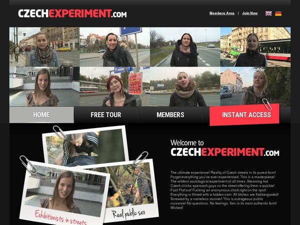 Czech Experiment Women