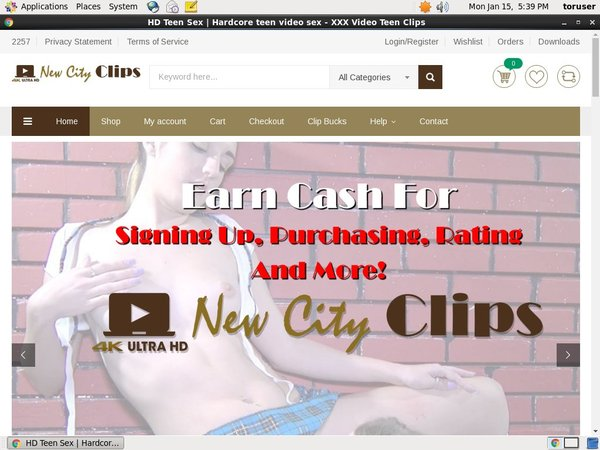Free New City Clips Trial Deal