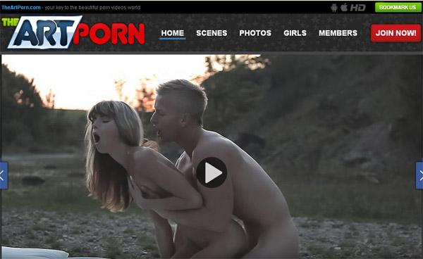 Get Theartporn.com For Free