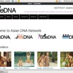 Nudedna Password Login