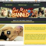 One Man Banned Video Download