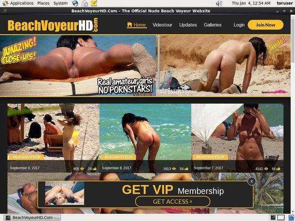 Porn Beachvoyeurhd Free