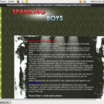 Spanking Boys Free Scene
