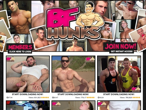 BF Hunks Clips For Sale