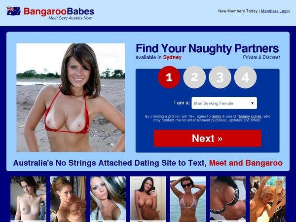 Bangaroo Babes Inside