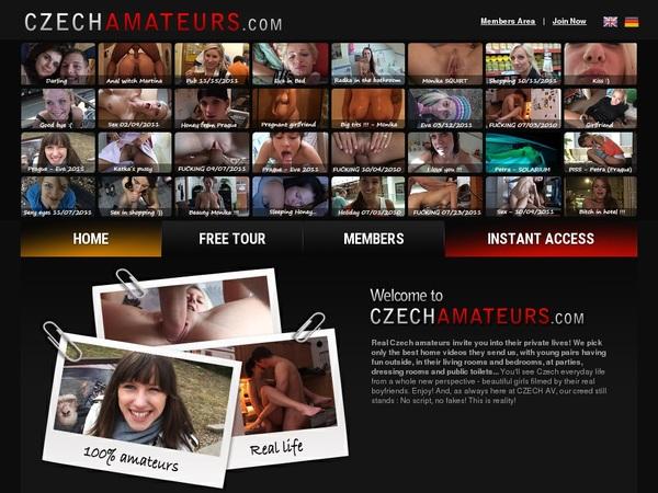 Free Access Czechamateurs.com