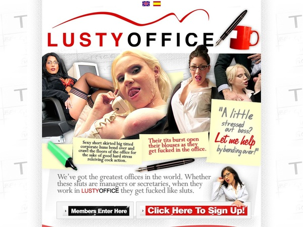 Free Lustyoffice Sign Up