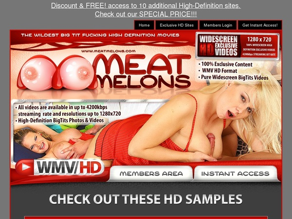 Meat Melons User Name Password