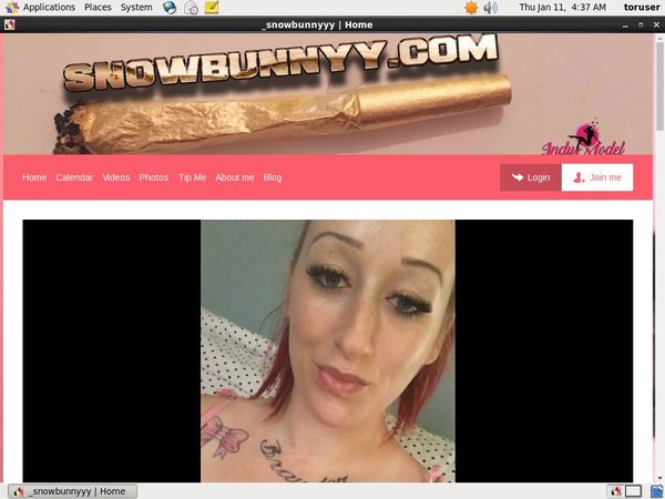 Snowbunnyy.com With Pay Pal