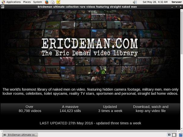 Ericdeman.com Wnu.com Page