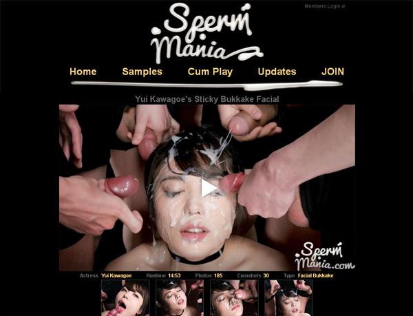 Free Watch Sperm Mania