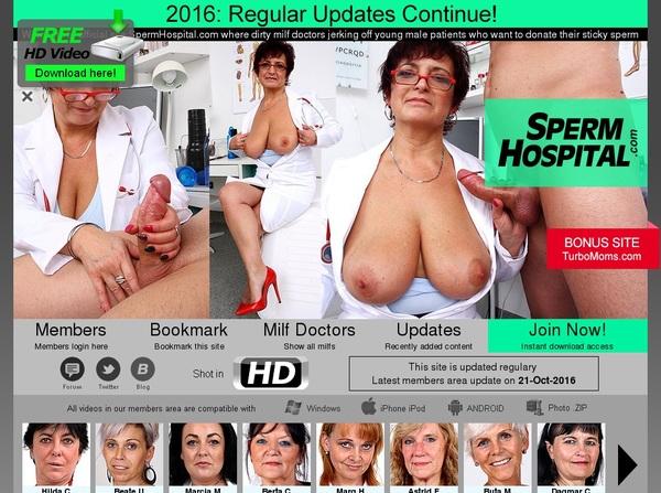 Password For Spermhospital.com