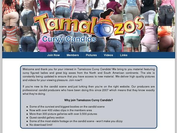 Tamalozoscurvycandids.com Discount (SAVE 50%)