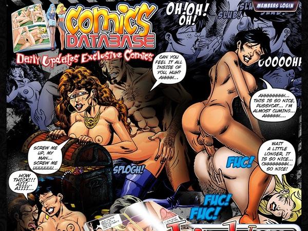Comics Database Paypal Signup