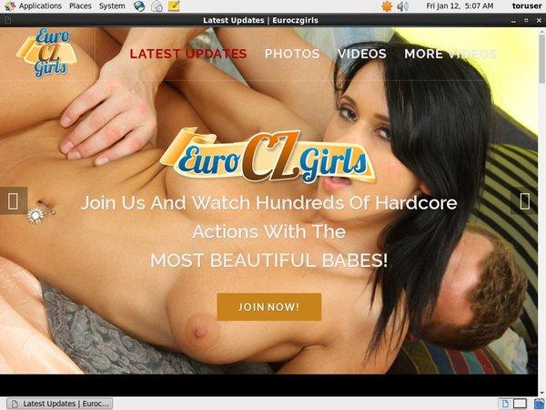 Discount Euro Czech Girls Free Trial