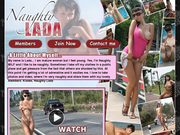 Naughtylada.com Free Username