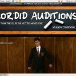 Sordidauditions.com Trial Option