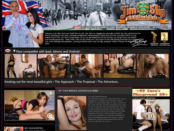 What Is Jimslip.com