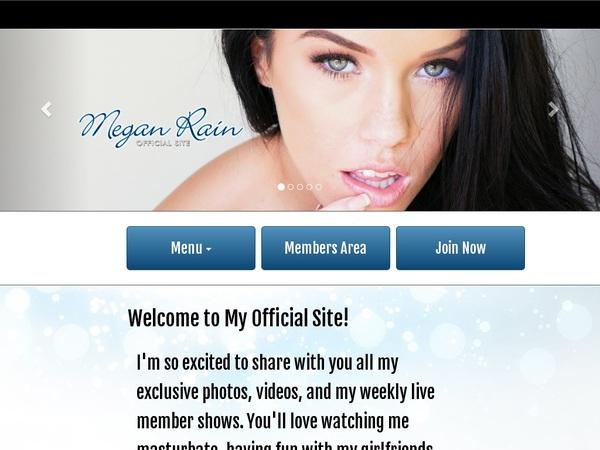 Account Premium Megan Rain