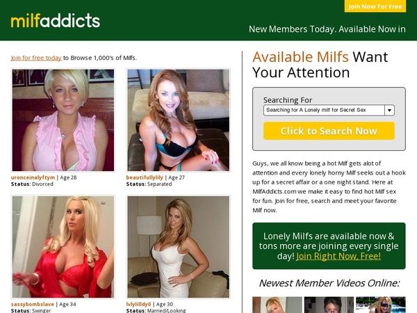 Milf Addicts Probiller