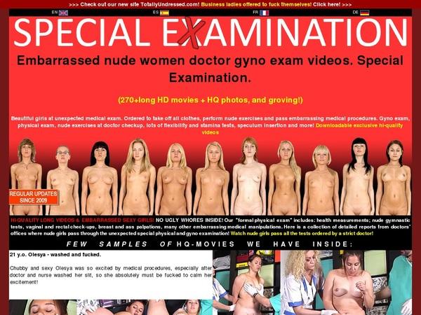 Specialexamination.com Toilet