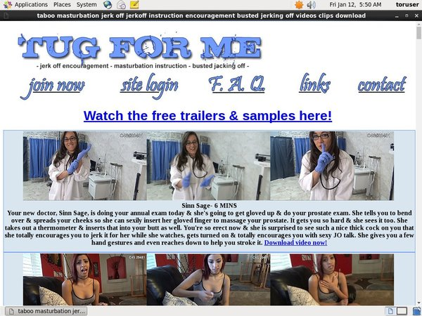 Tug For Me Promo Codes