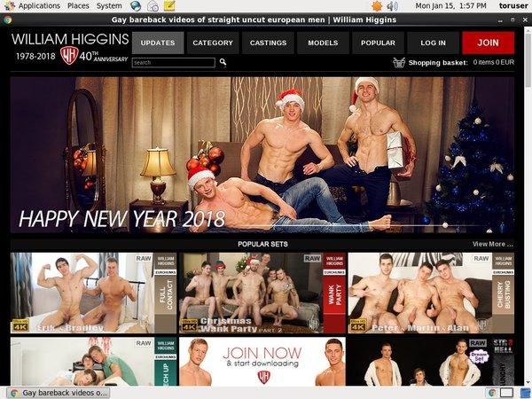 Williamhiggins.com Discounts