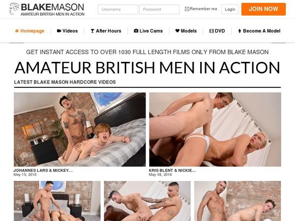 Blakemason Original Gay Movies