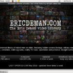 Eric Deman Trailer