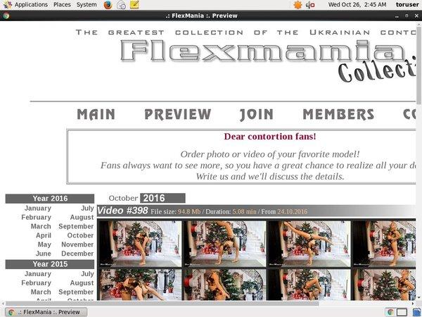 Membership Discount Collection Flex Mania