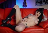Pornstar Tease anal