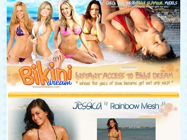 Bikini Dream Get Password